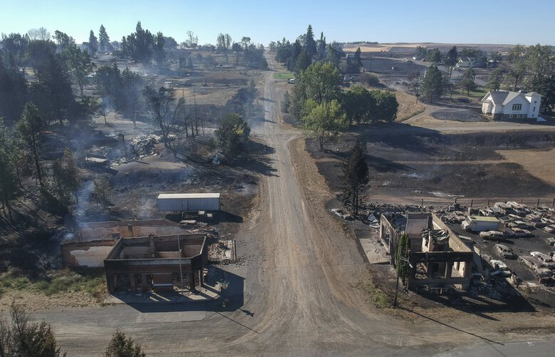 EDITORIAL: Lack of federal aid to scorched Whitman County is inexcusable