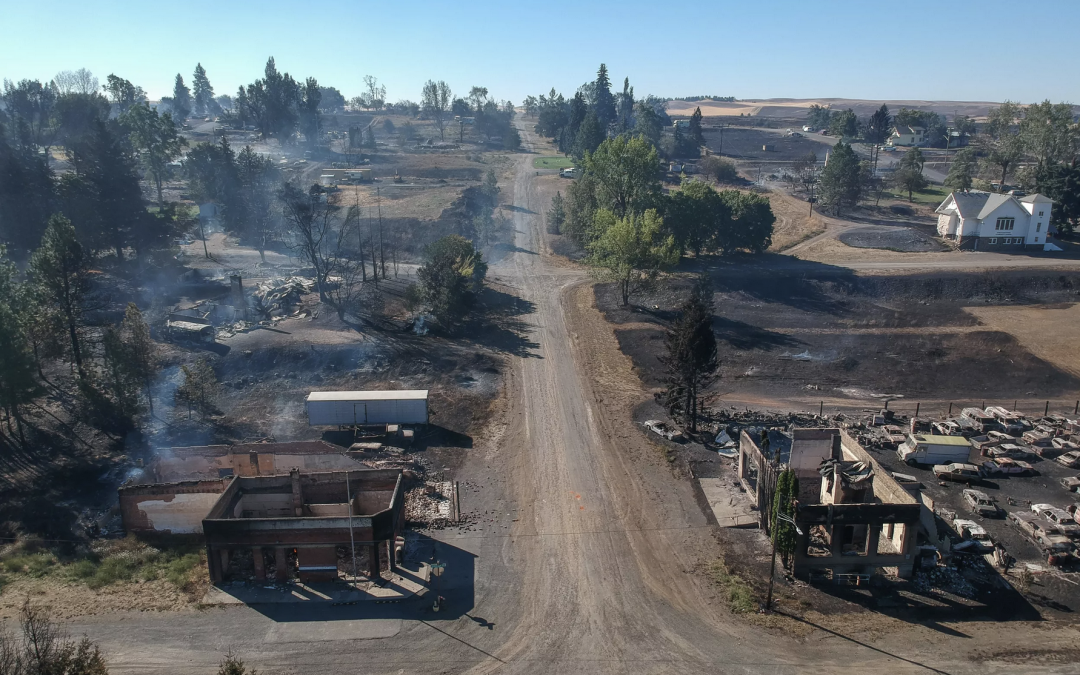 Schoesler bill could provide tax relief to eastern Washington residents rebuilding after September wildfires