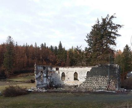 Pine City stone church deemed total loss
