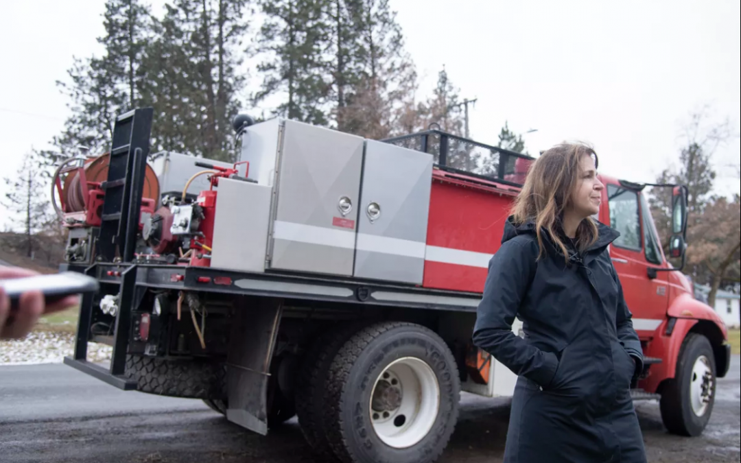 Preventing fires from destroying entire towns will take communities learning to live with fire